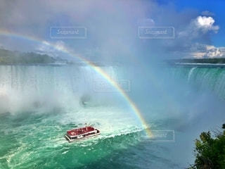 Niagara Fallsの写真・画像素材[2510424]