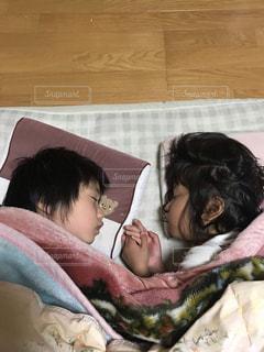 お兄ちゃん 大好き!の写真・画像素材[2009428]