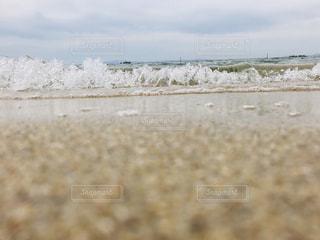 波,水面,海岸