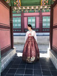 【快挙】韓国時代劇に出てみた。の写真・画像素材[2058732]
