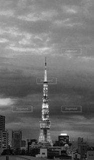 東京タワーの写真・画像素材[840810]