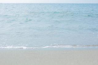 海に隣接するビーチの写真・画像素材[2339465]