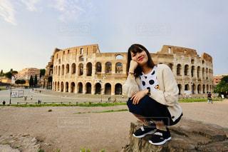 イタリア旅行のワンショット🇮🇹の写真・画像素材[2336361]