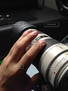 カメラの写真・画像素材[2398074]