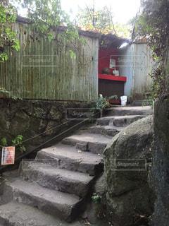 階段の写真・画像素材[2163105]