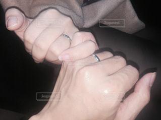 指輪の写真・画像素材[401633]