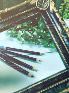 色鉛筆の写真・画像素材[2283672]