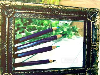 色鉛筆の写真・画像素材[2283720]