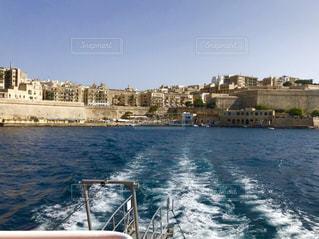 海から見たバレッタの写真・画像素材[2336976]