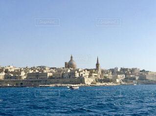 海から見たバレッタの写真・画像素材[2336979]