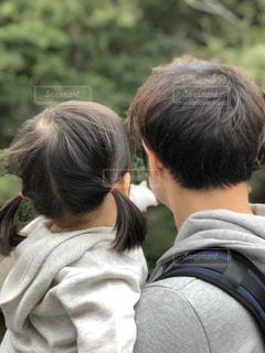 親子の会話の写真・画像素材[2812913]