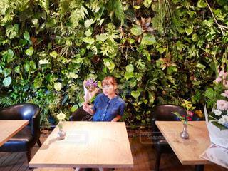 SAPPORO FLOWER&CAFEの写真・画像素材[2022372]