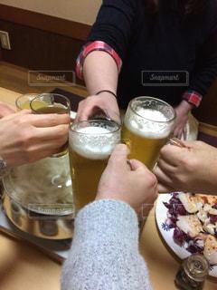 食べ物,人物,人,グラス,ビール,カクテル,乾杯,飲み会,ドリンク,飲み,打ち上げ,飲料
