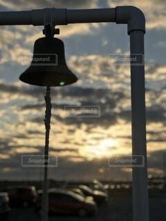 屋外,朝日,正月,鐘,お正月,日の出,新年,初日の出