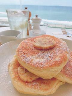 ふわふわパンケーキの写真・画像素材[2282010]