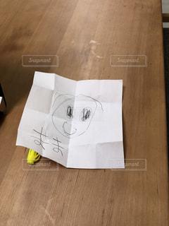 ペン,デザイン,手書き,紙,おえかき,スケッチ,ママの顔,おうち時間,図