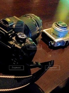 E-620とオリンパスペンの写真・画像素材[3384849]