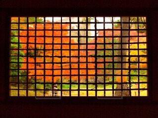 秋彩の構図の写真・画像素材[3782505]