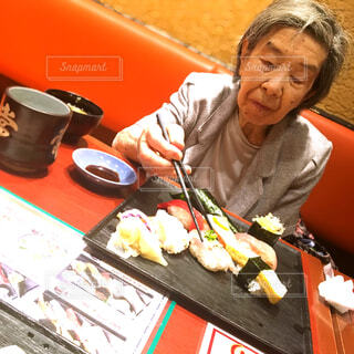お寿司が食べたい♪の写真・画像素材[3950398]