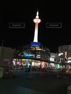 京都タワーの写真・画像素材[2000377]