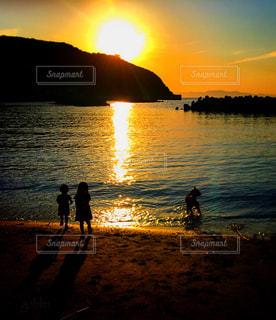 sunsetの写真・画像素材[2014736]