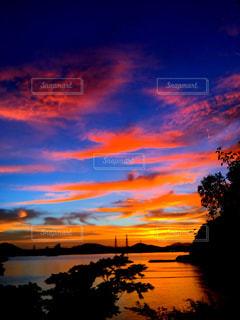 sunsetの写真・画像素材[2014787]