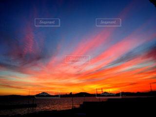 sunsetの写真・画像素材[2014807]