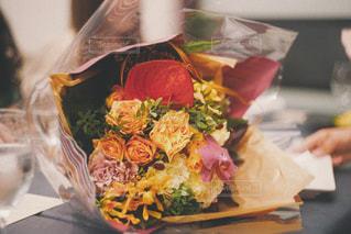 花,花束,ブーケ,お祝い,ナチュラル,フィルム,友達,フィルム写真,フィルムフォト
