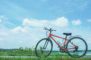 サイクリングの写真・画像素材[2078490]