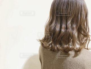 ベージュ,ブラウン,髪色,ミルクティー色