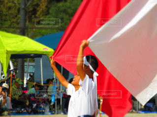選手宣誓の写真・画像素材[2480387]
