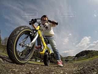 サイクリングの写真・画像素材[4408016]
