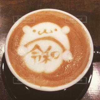 一杯のコーヒーの写真・画像素材[2099211]
