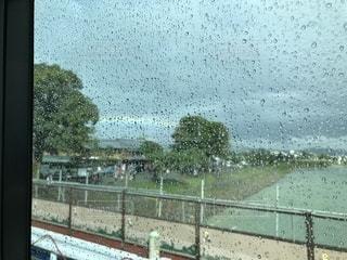 自然,空,橋,雨,屋外,虹,窓,水滴,川,バス,梅雨,くもり