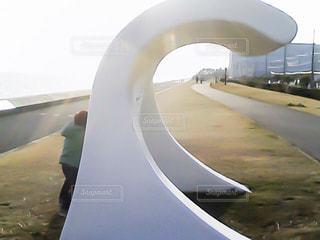 海岸の眺めの写真・画像素材[2515429]