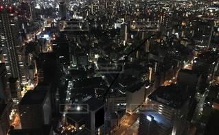 都市の美しい夜景の写真・画像素材[2744235]