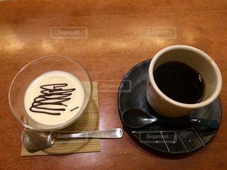 スイーツ,コーヒー,茶色,和風,ベージュ,ミルクティー色,豆乳プリン