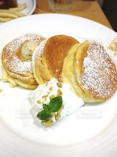 ふわふわパンケーキの写真・画像素材[2305294]