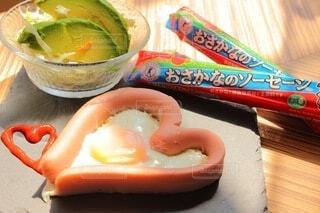 朝食の写真・画像素材[3750902]
