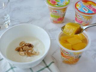 食べ物,朝食,テーブル,フルーツ,果物,くだもの,ヘルシー