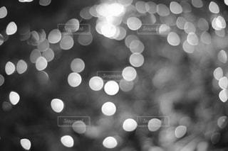 イルミネーションの玉ぼけの写真・画像素材[2020522]