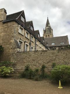 建物,城,古い,教会,修道院