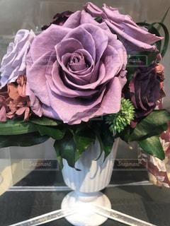 薔薇の香りのプレゼントの写真・画像素材[2053480]