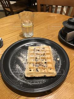 Waffle in Parisの写真・画像素材[2061751]