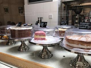 アメリカのケーキ屋さんの写真・画像素材[2125060]