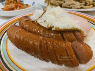 食べ物,朝食,ウインナー,肉,料理,調理,バーベキュー,ソーセージ,グルメ