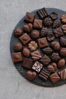 チョコレートの写真・画像素材[2940682]