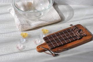 手作りチョコレートの写真・画像素材[2941028]