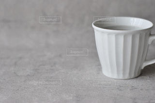 コーヒーカップのクローズアップの写真・画像素材[2987315]