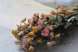 花のクローズアップの写真・画像素材[3092923]